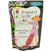 Fragrant Scent Vacuum Cleaner Crystals, Fresh Breeze