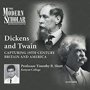 The Modern Scholar: Dickens and Twain Vortrag