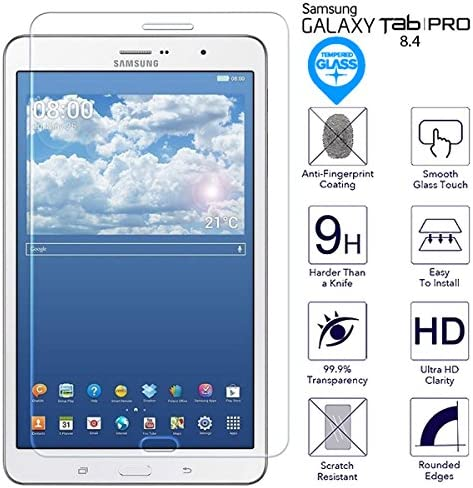 NEW Clear HD LCD Screen Protector for Tablet Samsung Galaxy Tab Pro 8.4 300+SOLD