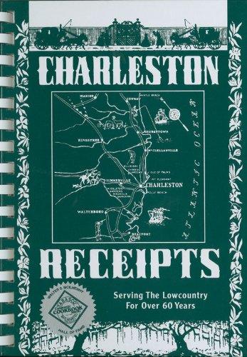 Charleston Receipts cover