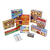 Melissa & Doug 5501 Grocery Boxes for Pretend Kitchens and Shopping, 11 Pieces