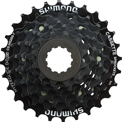 Shimano CS-HG200 7-Speed Cassette - 12-28