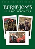 img - for Burne-Jones: 16 Art Stickers (Dover Art Stickers) book / textbook / text book