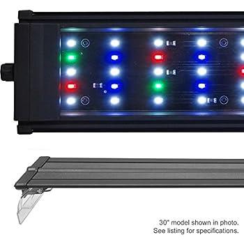"""BeamsWork DA FSPEC LED Aquarium Light Pent Freshwater (180cm - 72"""")"""