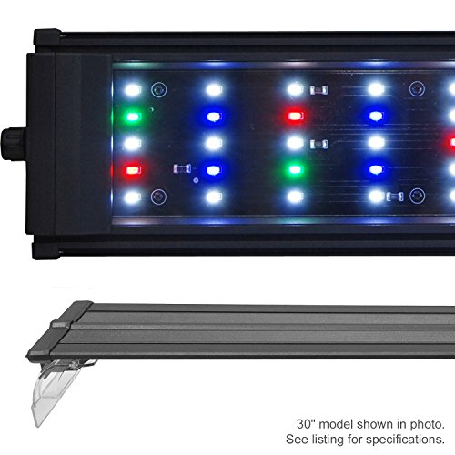 Beamswork DA FSPEC LED Aquarium Light Pent Freshwater 0.50W (180cm - 72'') by BeamsWork