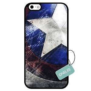 diy case - Captain America Custom iPhone 6 Case & Cover - iPhone 6 Case - Black 4