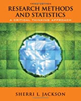 Research Methods and Statistics, 3rd Edition Front Cover