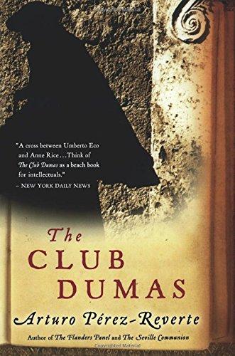 Download The Club Dumas PDF