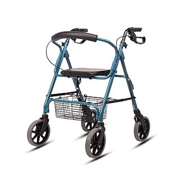 NYPB - Soporte para Caminar/Caminar de pie, Andador con Asiento y ...