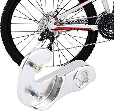 Adaptador de Cambio de Desviador de Cola de Bicicleta,1Pcs Gancho ...