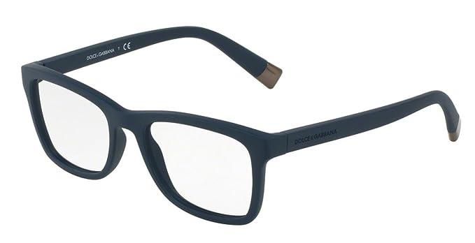 Amazon.com: Dolce&Gabbana DG5019 Eyeglass Frames 3031-54 - Matte ...