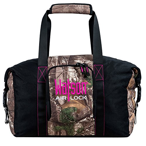 watson-airlock-water-scent-free-mini-camo-carrier-apx-pink-19x16x9-inch