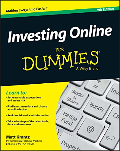 Investing Online For Dummies -