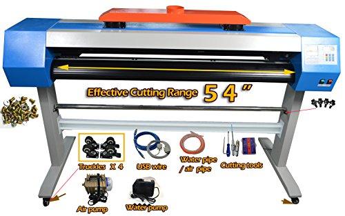 110v Stencil Laser Cutter Cutting Plotter 40w Laser Machine by Techtongda Laser Engraving Equipment
