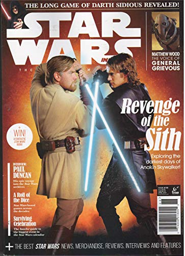 Star Wars Insider Magazine April 2019