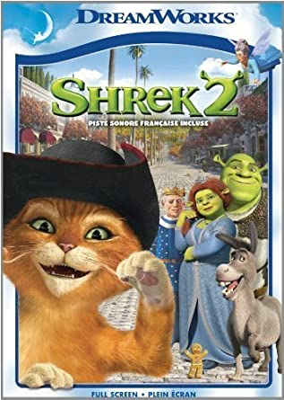 Amazon Com Shrek 2 Full Screen Edition By Dreamworks Animated By Andrew Adamson Movies Tv