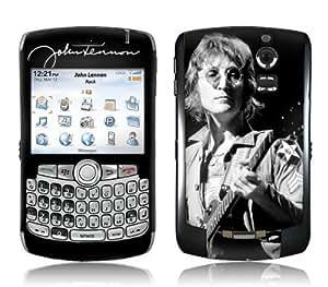 MusicSkins, MS-JL40006, John Lennon - Rock, BlackBerry Curve (8300/8310/8320), Skin