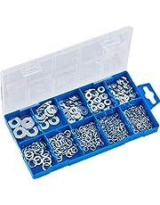 CONNEX DP8500056 Flat & Lock Washer Kit 500 pcs