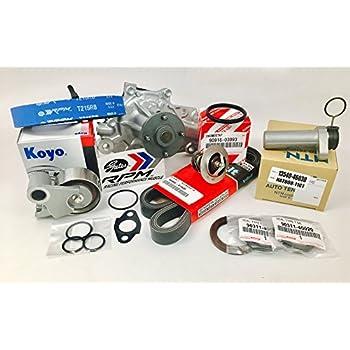 Image of Timing Belt Kits GATES RACING Timing Belt Kit IS300 GS300 GENUINE LEXUS & OE Manufacture Parts