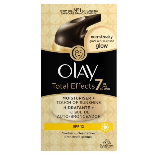 Olay Total Effects 7In1 Touch Of Sunshine Moisturiser 50Ml