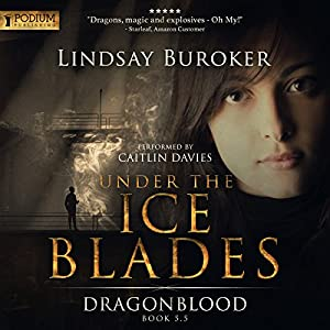 Under the Ice Blades Audiobook
