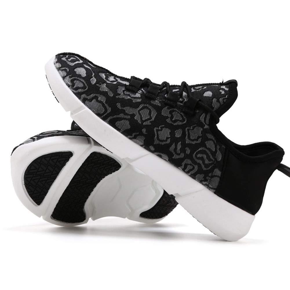 Yeeper LED Chaussures 7 Couleurs Enfants USB Rechargeable Chaussure Lumineuse de Sports Baskets Chaussures de Gar/çon et de Fille
