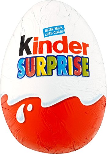 Kinder Surprise Egg, 20g (toys vary)