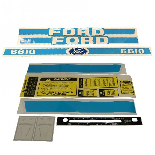 - 1115-1561 Ford/New Holland Decal Set