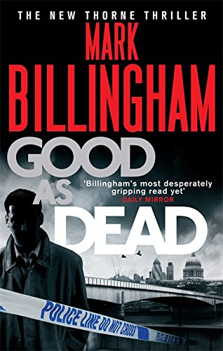 good as dead mark billingham - 1