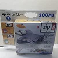 Iomega ZIP 100MB Starter Kit (Parallel Port) by Iomega