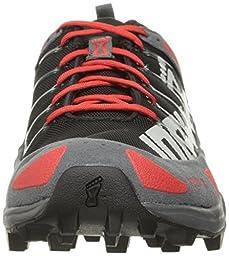 Inov-8 X-Talon™ 212-U Trail Runner, Black/Red/Grey, 10.5 M US