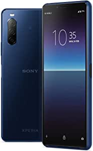 Sony Xperia 10 II Dual SIM 128GB 4GB RAM 4G LTE Smartphone Blue