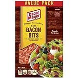 Oscar Mayer Real Bacon Bits, Hickory Smoked, 4.5 Ounce Bag (Pack of 6), Packaging may vary