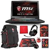 "MSI GT73VR TITAN-427 Select Edition (i7-7820HK, 16GB RAM, 480GB NVMe SSD + 1TB HDD, NVIDIA GTX 1070 8GB, 17.3"" Full HD, 120Hz, Windows 10) VR Ready Gaming Notebook"