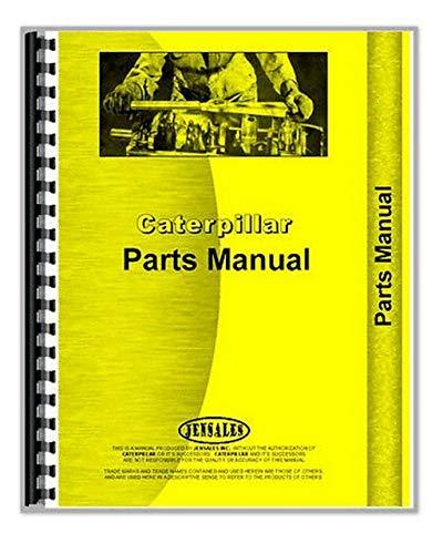 Parts Manual Caterpillar 835 Compactor 44N299 & up