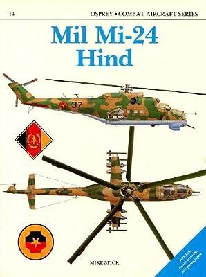 Mil Mi-24 Hind (Combat Aircraft Series, 14)