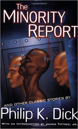Image result for minority report philip k dick