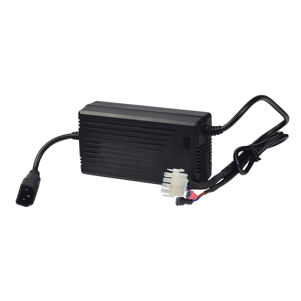 24 Volt 4A Onboard Mobility Battery Charger (PF2404SL) for Rascal Powerchair by Battery Maximizer
