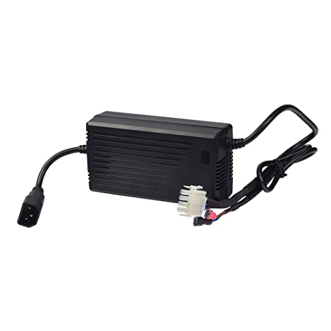 Amazon.com: 24 V 4 A bordo Cargador de batería de Movilidad ...