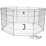 Go Pet Club GDP1036 36-Inch Pet Exercise Play Pen