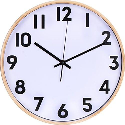 Large Decorative Wall Clock - Universal Non-T...