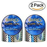 Super Sturdy Bird Repellent Scare Tape - Simple - Best Reviews Guide