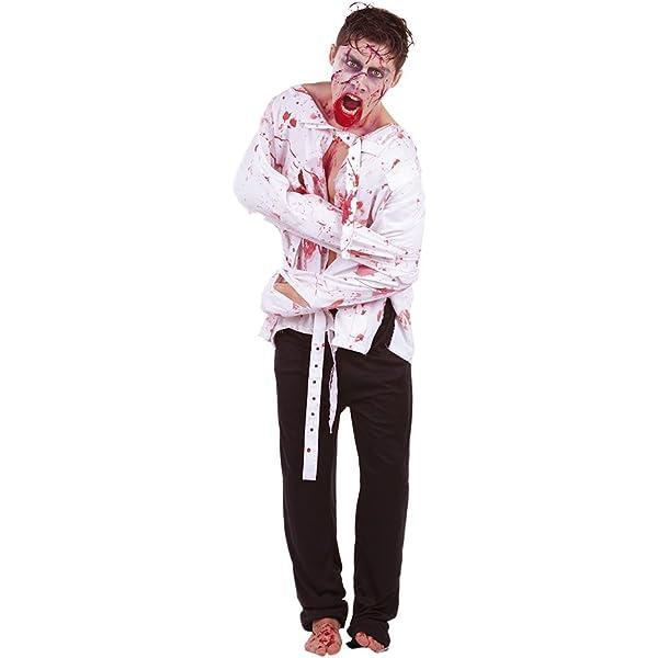 Zombies - Disfraz de zombie zumbado, para adultos (Rubies ...
