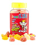 Gummi King Sugar-Free Multivitamin Supplement, Strawberry/Lemon/Orange/Grape/Cherry/Grapefruit, 60 Count Review