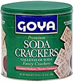 Goya Foods Soda Crackers, 24-Ounce