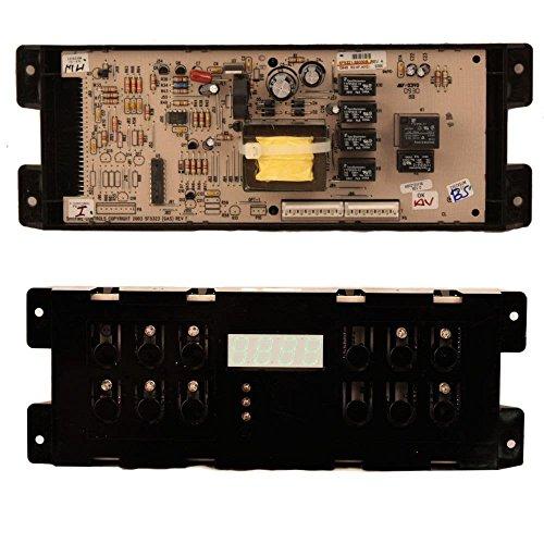 - Frigidaire 316557230 Range Oven Control Board and Clock Genuine Original Equipment Manufacturer (OEM) Part for Kenmore