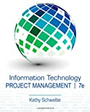 Information Technology Project Management, Schwalbe, Kathy, 1133526853