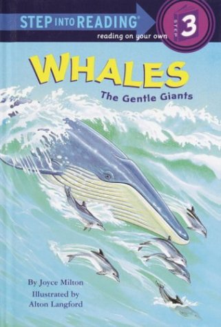 Whales: Gentle Giants (Step into Reading)