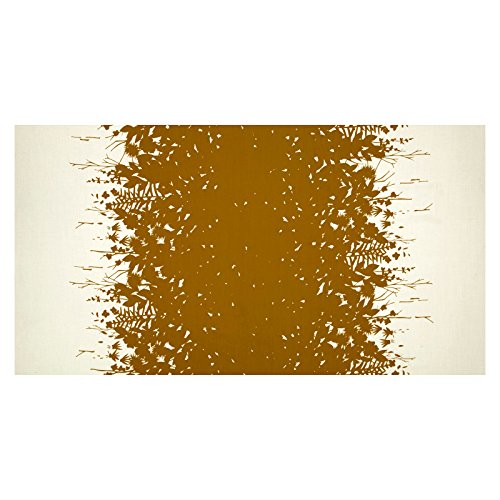 - Andover Adorn by Alison Glass Lawn Silhouette Gold Fabric by The Yard