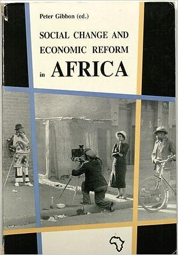 E-bøker gratis nedlastinger Social Change and Economic Reform in Africa (Norwegian Edition) PDB 9171063315